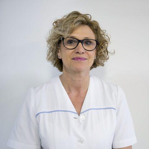Auxiliar enfermera Puri Conde