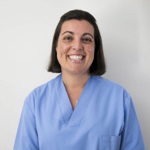 Embriologa Carolina Cordero