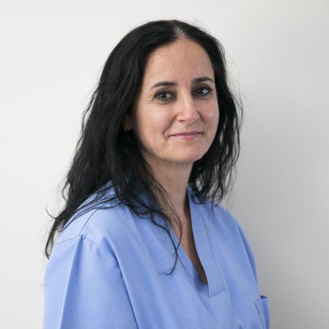 Embriologa Susana Cortes