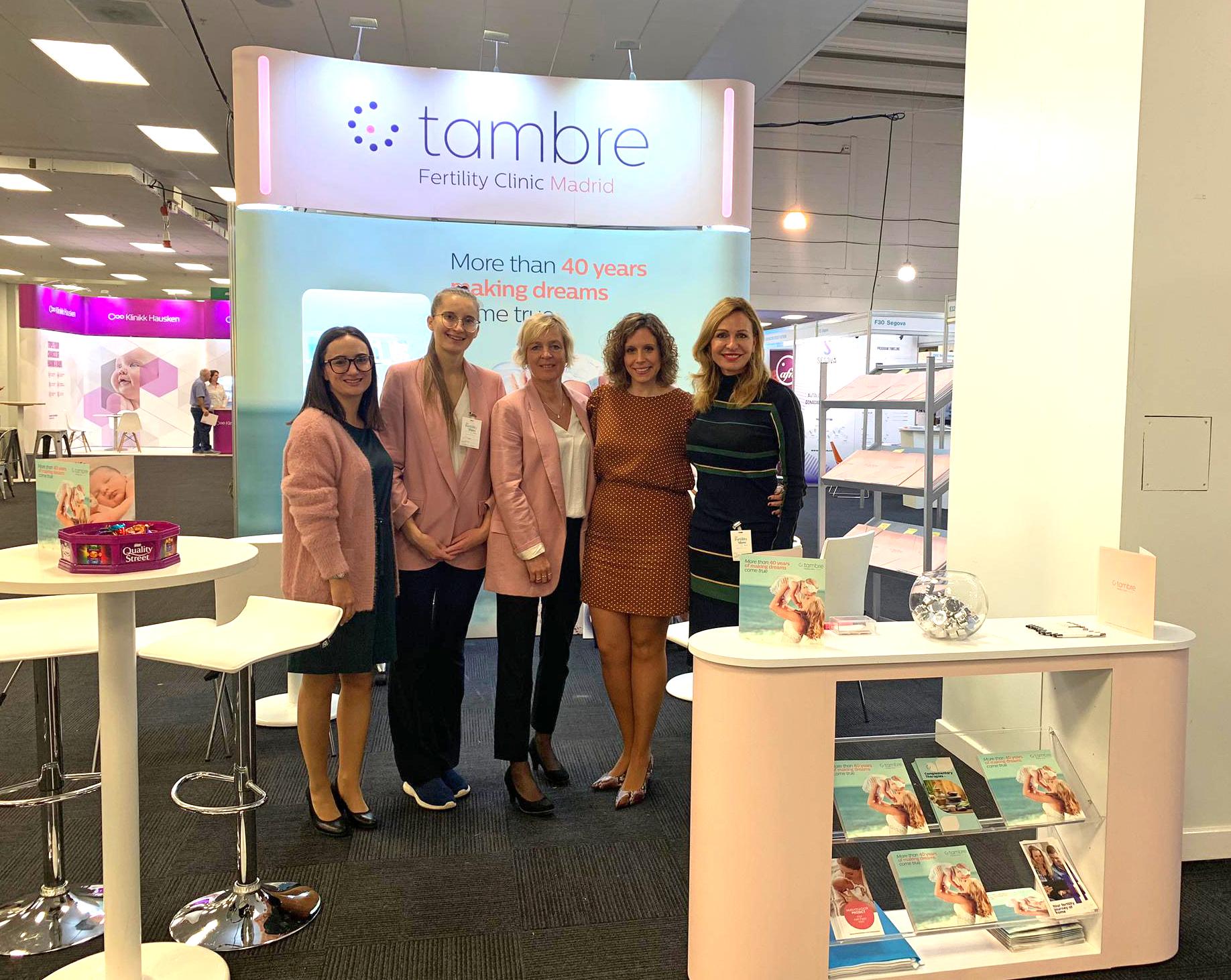 Foto equipo Tambre Fertility Show