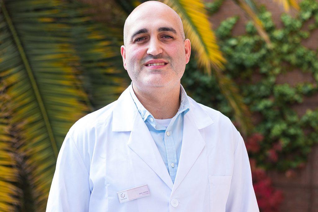 Raúl García Fertility Massage